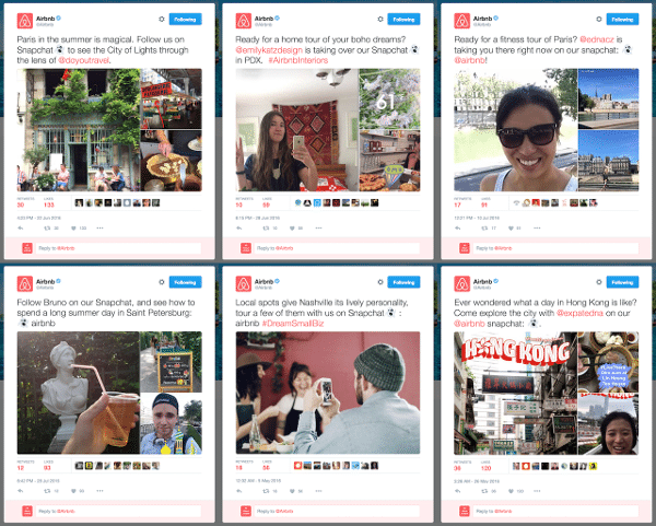 snapchat-vacationrental-airbnb-accounts