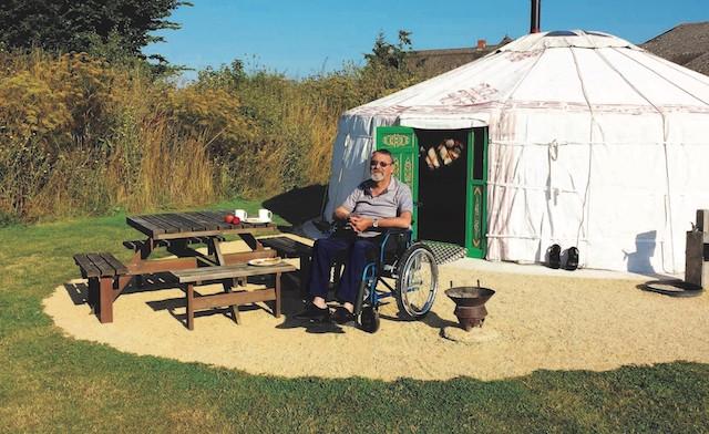 Chambres d'hôtes accessibles aux personnes handicapées