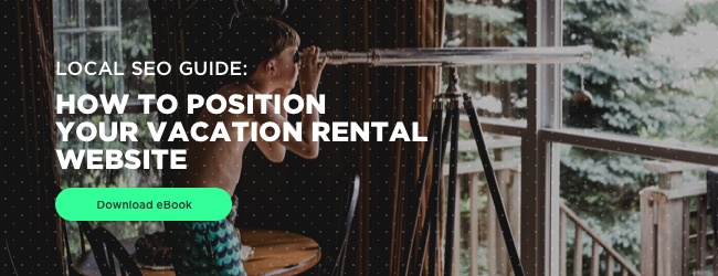 Local SEO eBook for Vacation Rentals