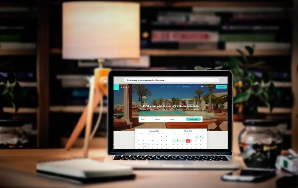 Lodgify booking widget