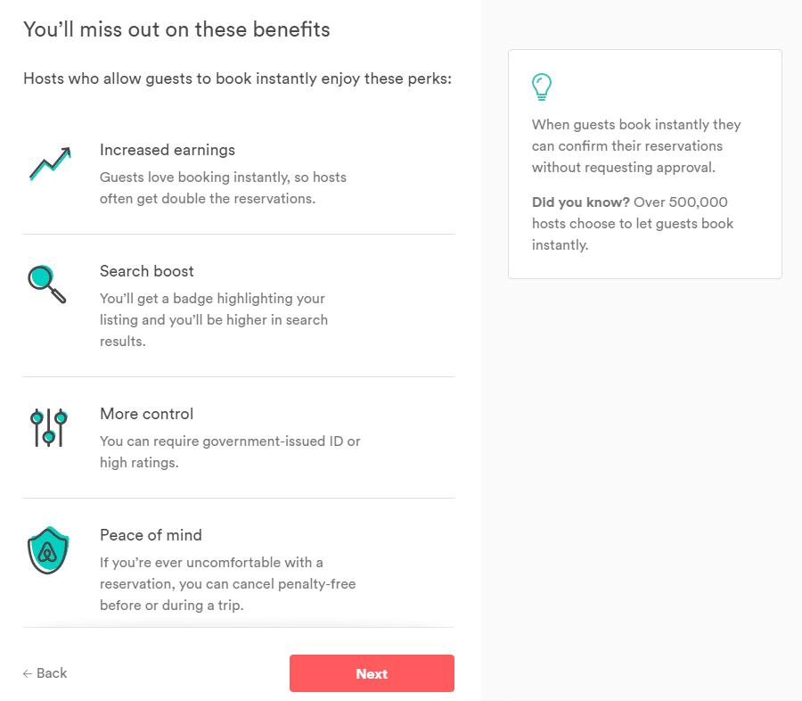 airbnb reservas instantaneas en tu alquiler vacacional
