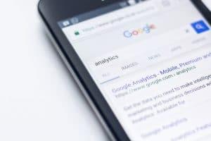 alquiler vacacional Google Analytics