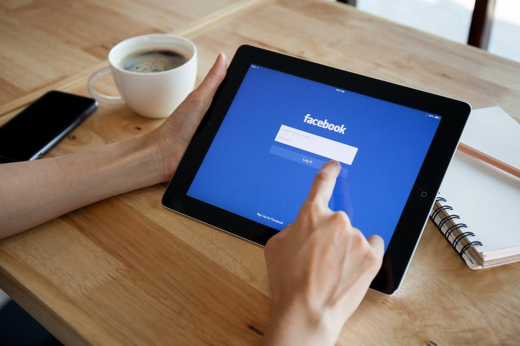 Facebook-Seite für Ferienwohnungen