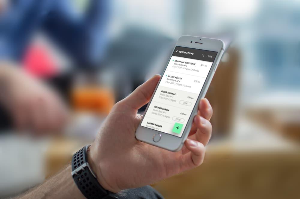 Lodgify app: controla reservas y calendarios desde el móvil
