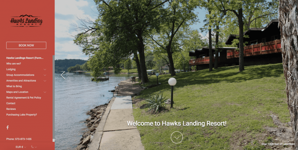 Hawks Landing Resort
