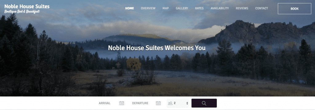 Noble House Suites