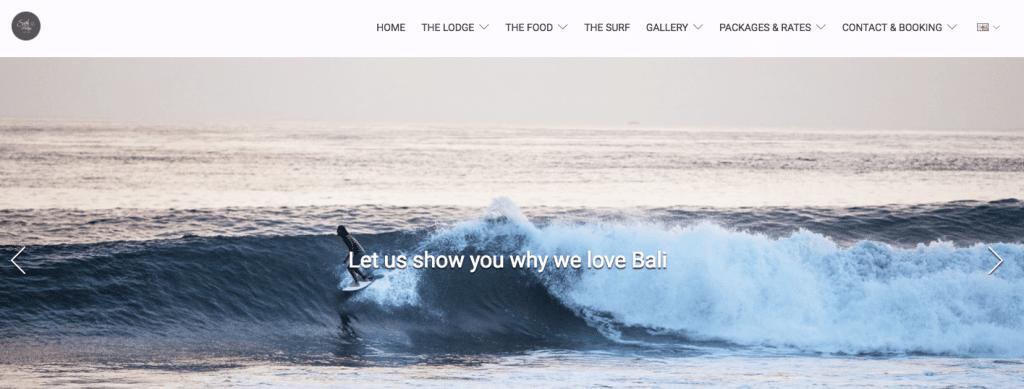 SurfLodge Limasan