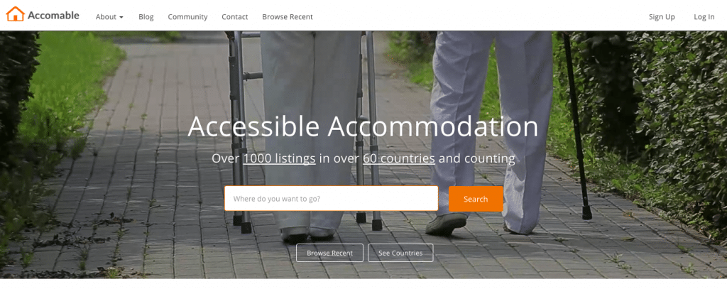Vacation Rental Websites Accomable