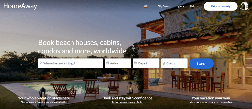 Vacation Rental Websites: Comparison of Rates and Fees