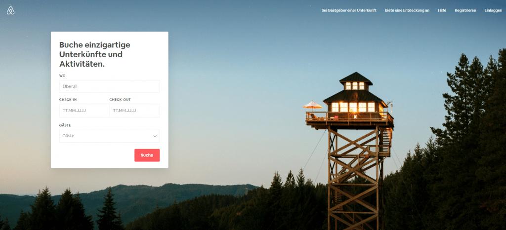 Airbnb Gebühren