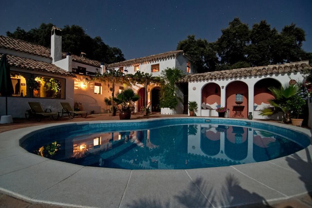 High end vacation rental websites