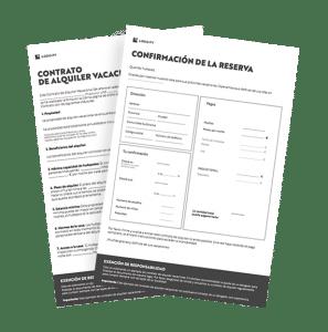 Modelo de contrato de alquiler vacacional