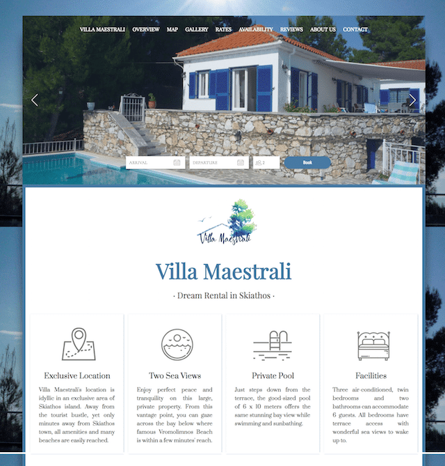 Rental Site: 20 Beautiful Vacation Rental Websites Built Using Lodgify
