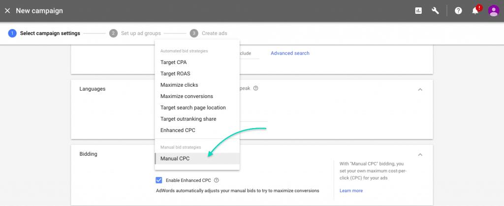 Google AdWords Tutorial manual CPC