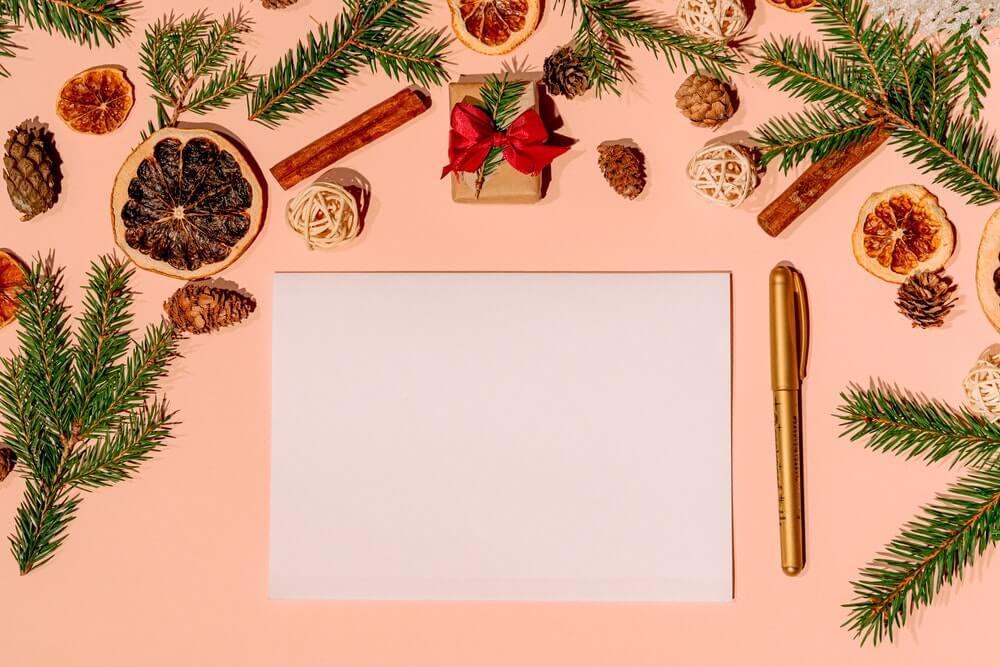 Invia una newsletter di Natale per la tua casa vacanze