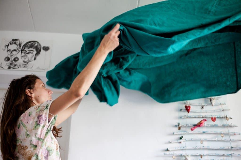pulire un appartamento