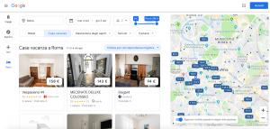 inserire casa vacanze su google