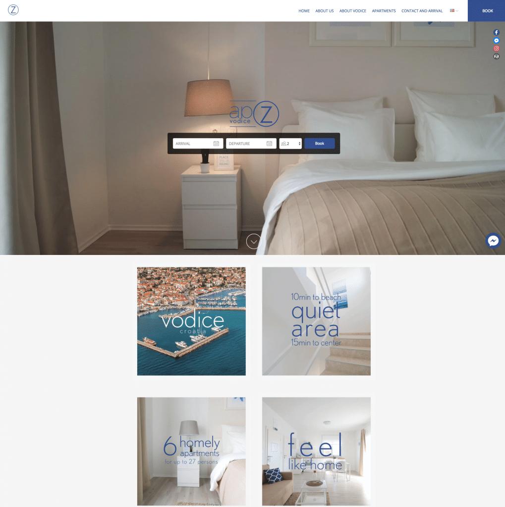 APOZ vodice apartments