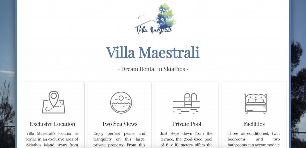 Villa Maestrali