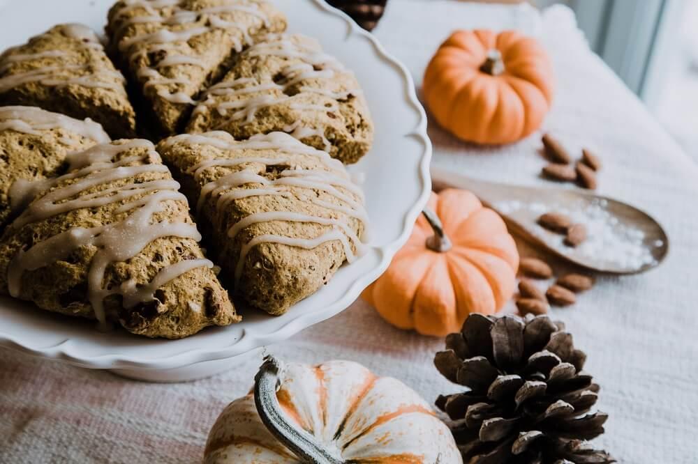 Decoración de otoño para Airbnb