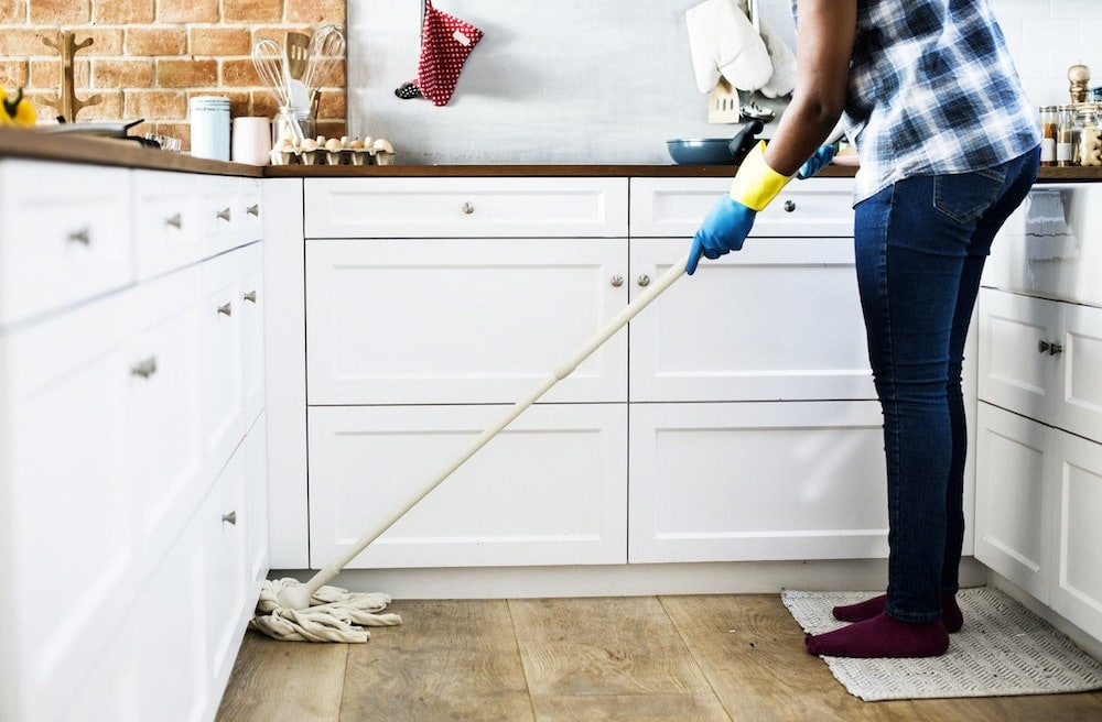 Cleaning services for vacation rentals