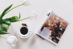 Vermarkten Sie Ihre Fewo über Magazine und Broschüren