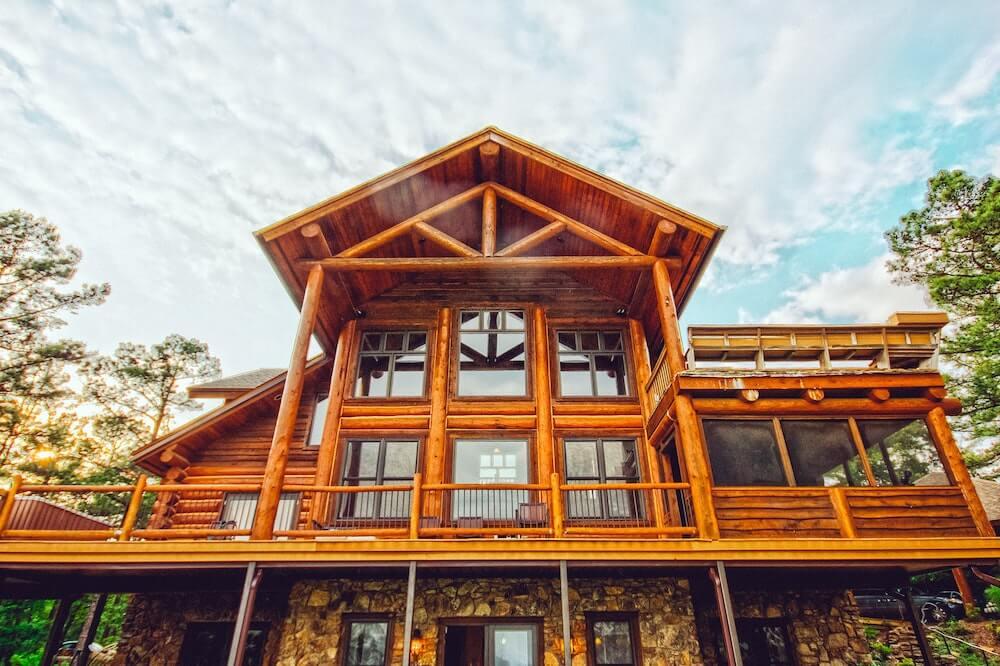 Berghütten-Airbnb's