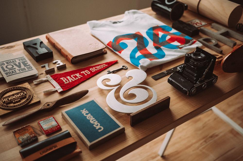 print marketing materials