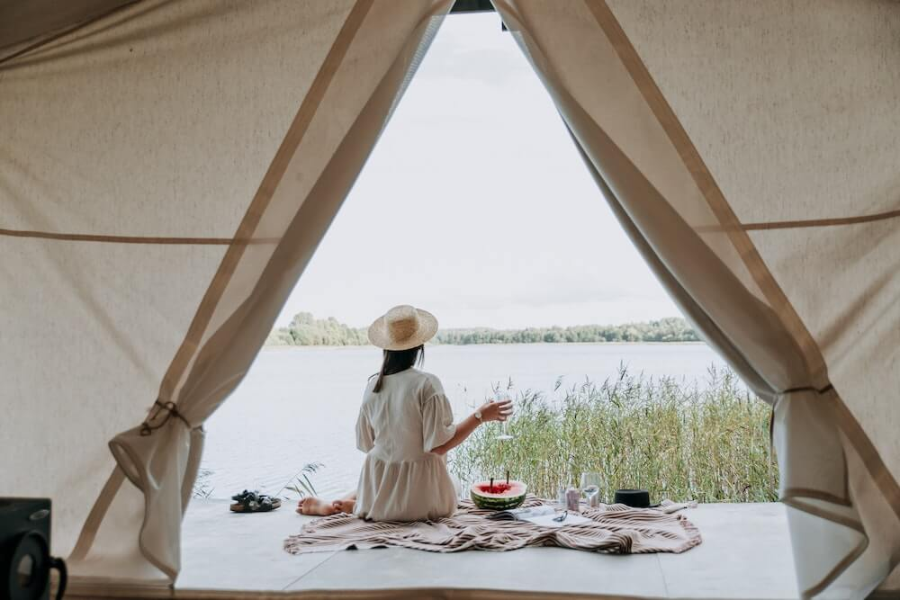 Marketing for Glamping