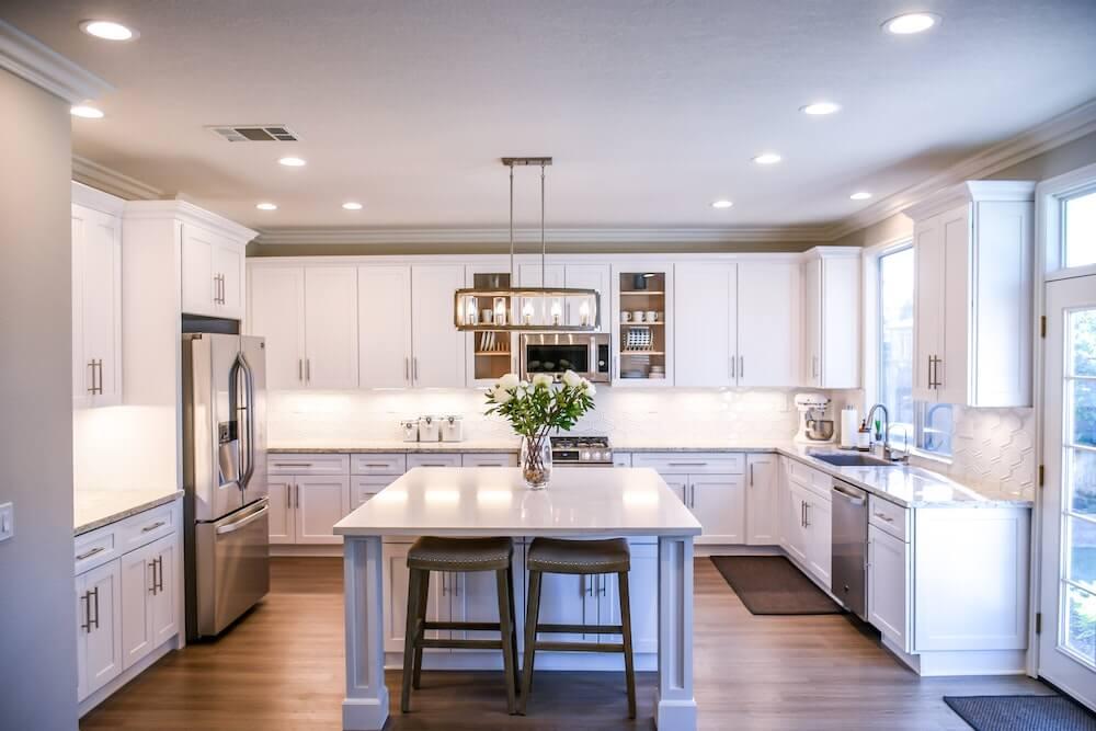 Cocina equipada Airbnb Plus