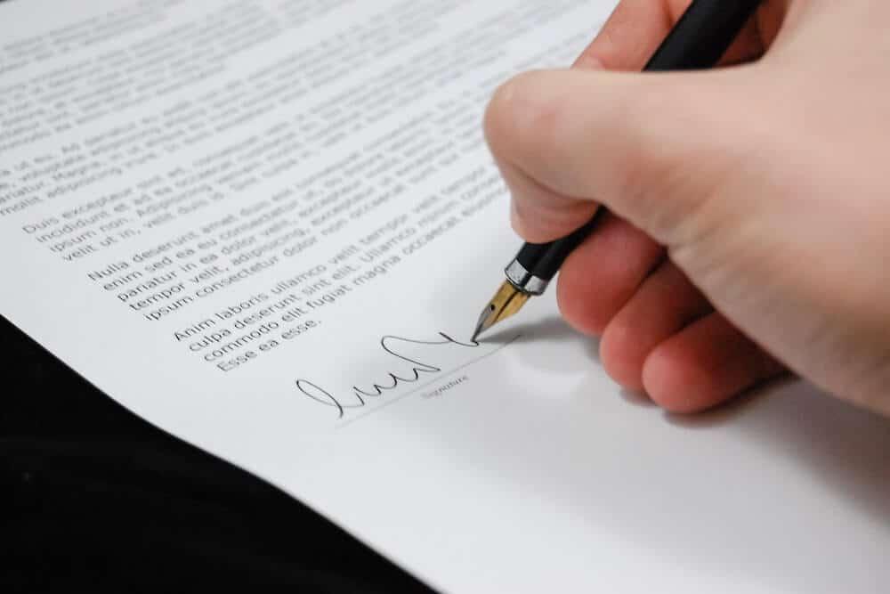 Contrato ley de alquiler vacacional
