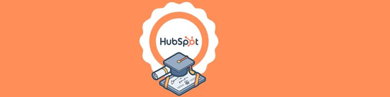 hubspot marketing certification courses