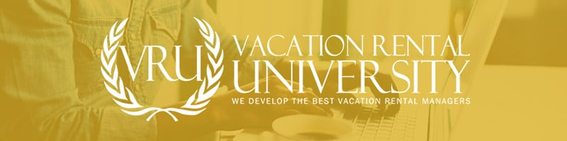 The VRU - Vacation rental university