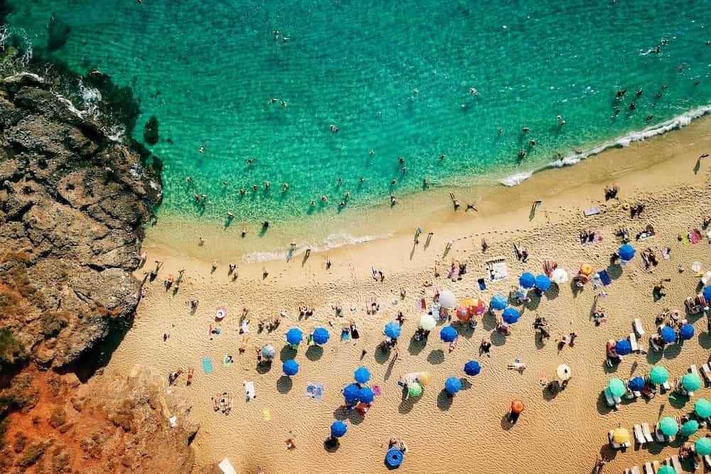 Turismo de playa en España