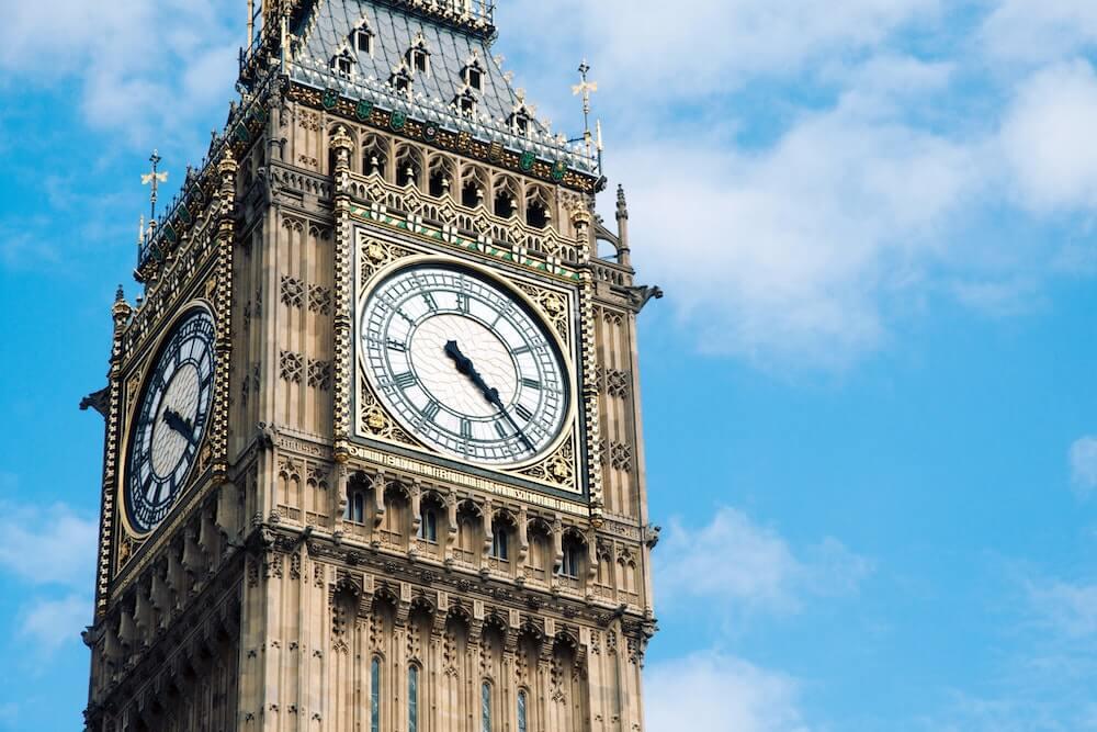 Cuarentena para turistas en Reino Unido