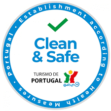 """Portugals """"Clean & Safe""""-Abzeichen in Bezug auf den Coronavirus"""