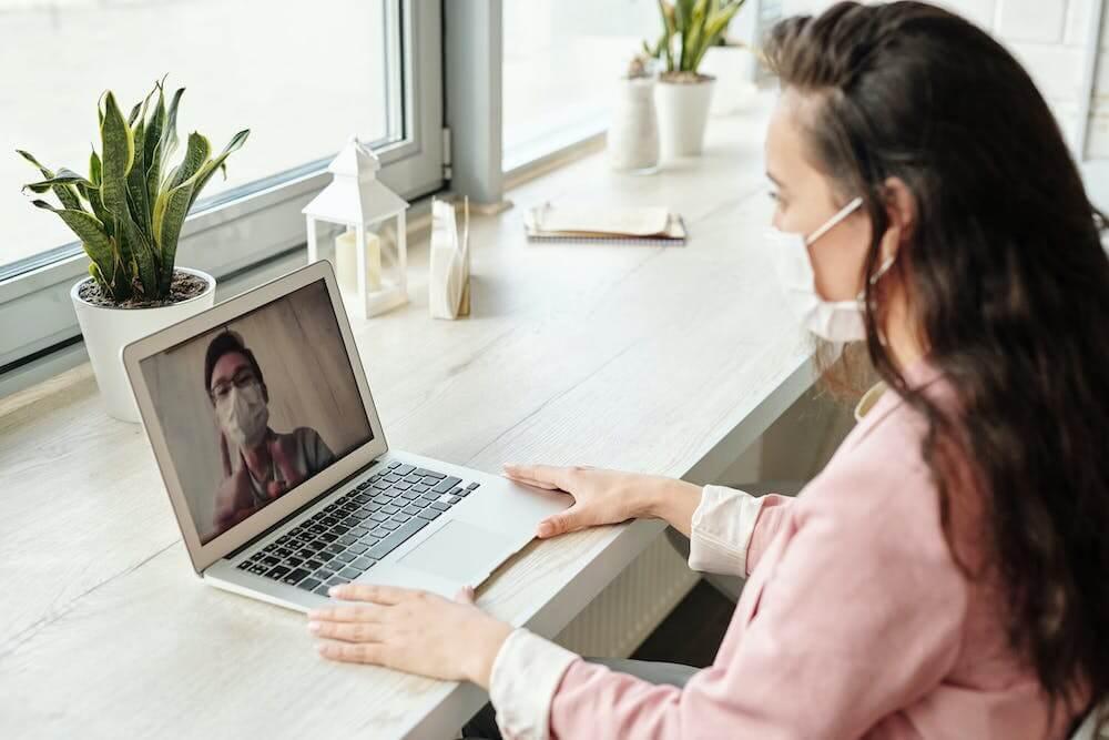 Reunión virtual por Coronavirus
