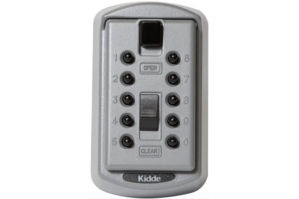 Kiddie AccessPoint Push Button Lockbox