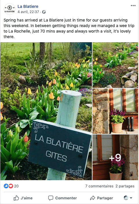 La blatiere-facebook