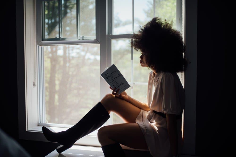 Lesehöhle in einer Ferienwohnung