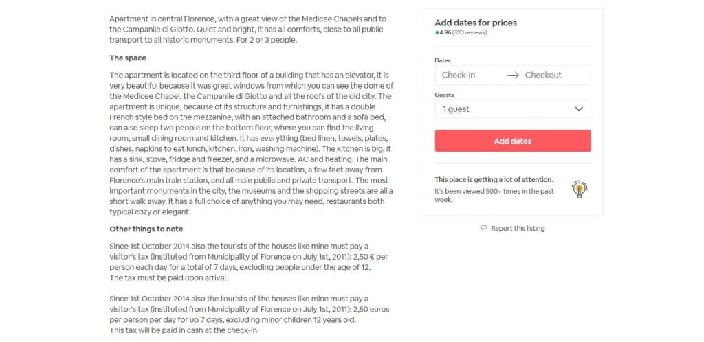 airbnb-hosting-guide-listing-lenght