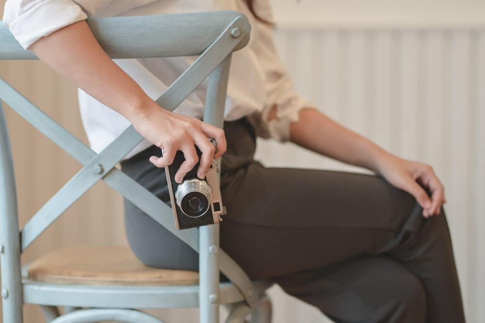 take photos of your vacation rental working space
