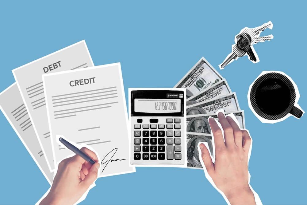 Credit score vacation rental