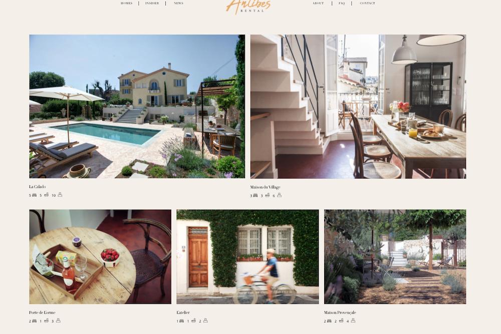 Embed booking widget vacation rental