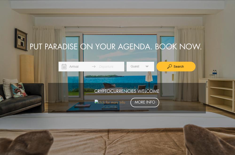 Lodgifys booking widget