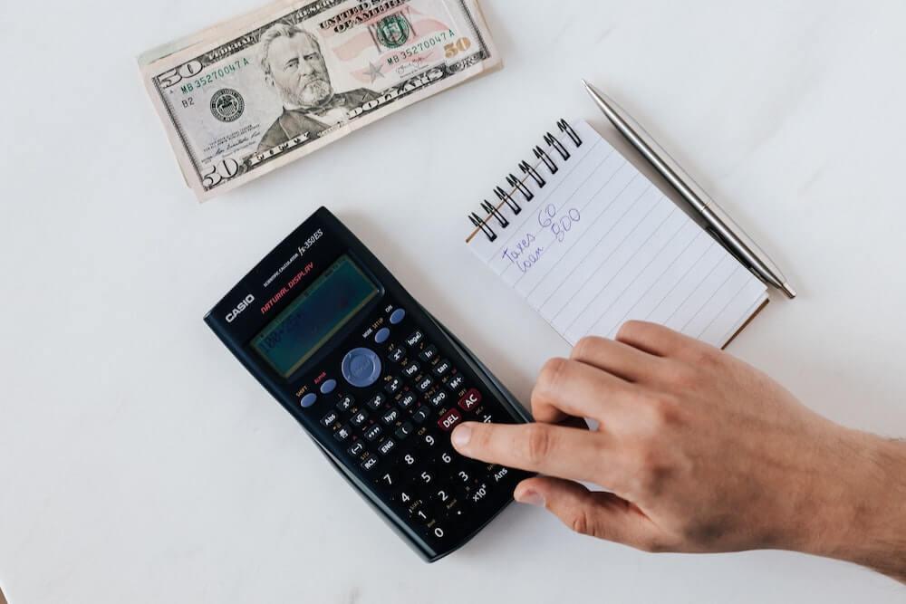 short term rental expense spreadsheet