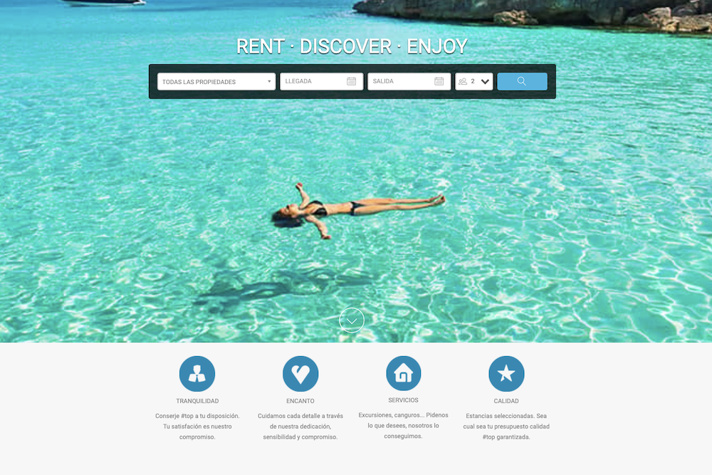 Best Vacation Rental Website Examples from Lodgify