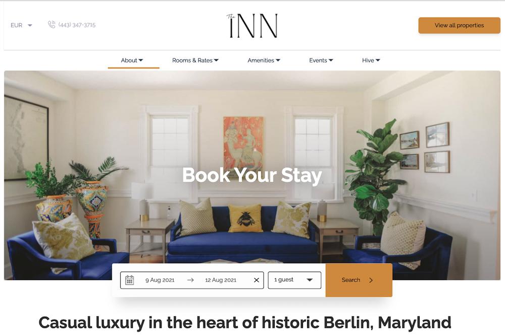 The Inn Berlin Lodgify