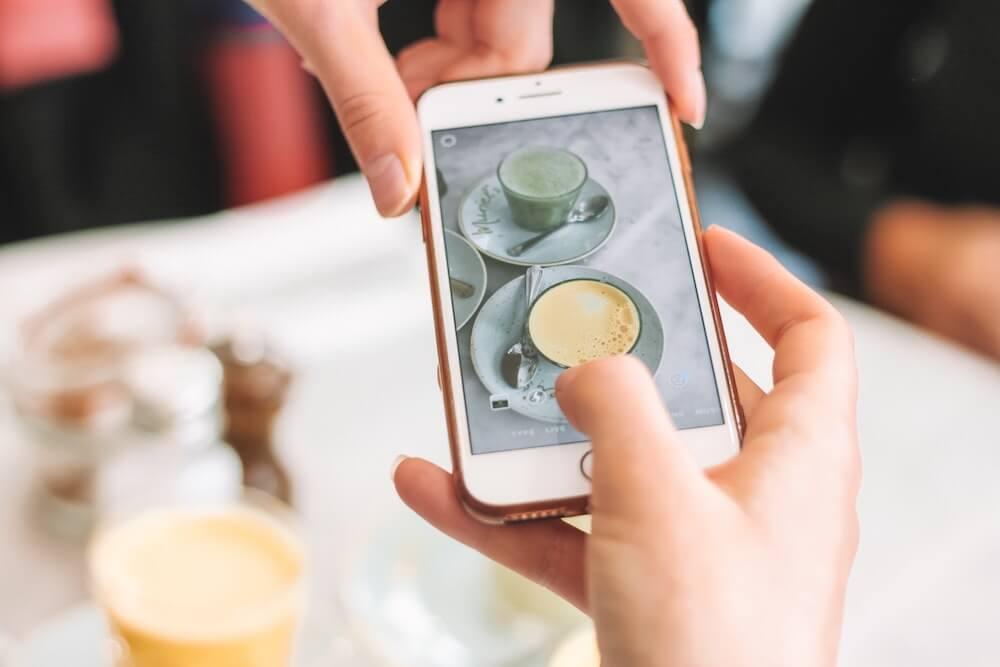 Bed and breakfast website design inspiration