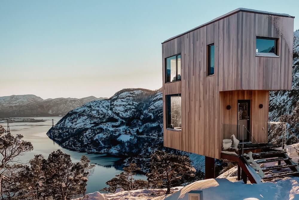 Cabin investment properties